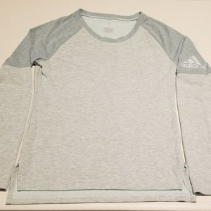 Adidas Women's CLIMALITE Long Sleeve Size Small